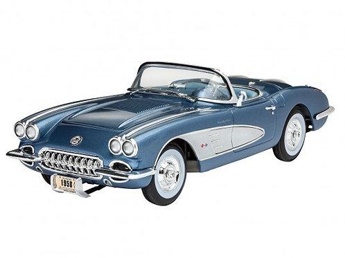 Revell Germany '58 Chevrolet Corvette