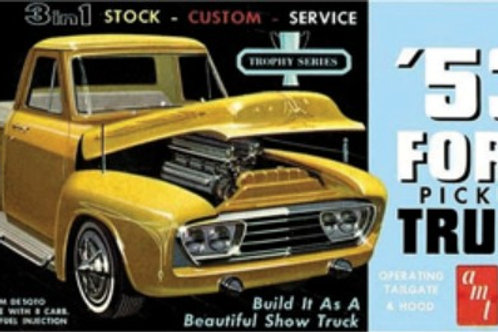AMT 1953 Ford F100 Pickup