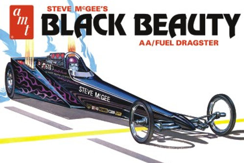 AMT Steve McGee's Black Beauty AA/Fuel Dragster
