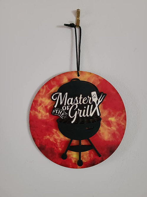 Master of The Grill Round