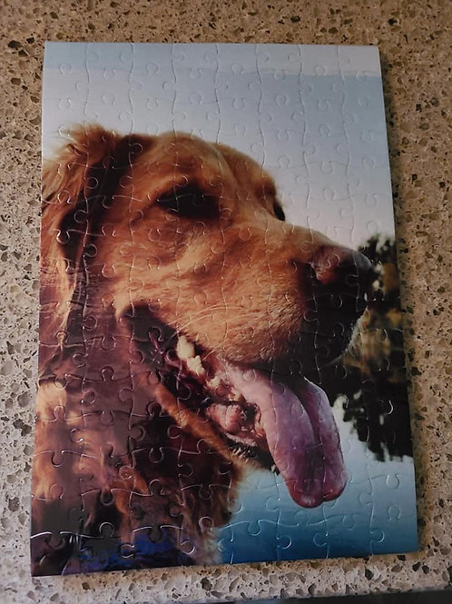 120 pc. Puzzle- customizable