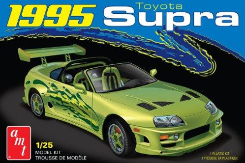 AMT 1995 Toyota Supra