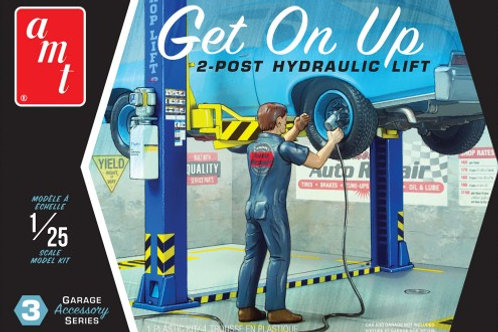 Get On Up 2-post Hydraulic Lift Garage Accessory Set #3