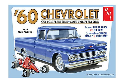 1960 Chevrolet Custom Fleetside Pickup