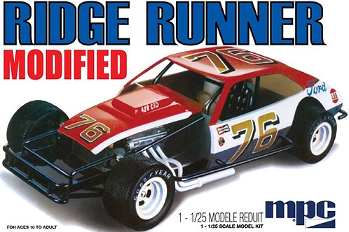 MPC Ridge Runner Pinto Modified