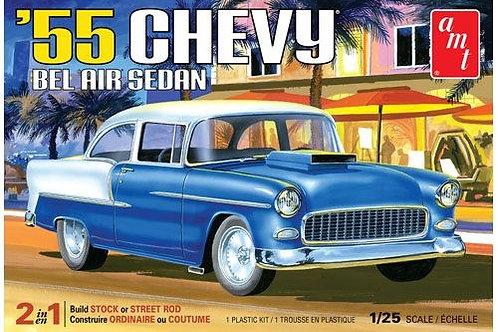 AMT 1955 Chevrolet Bel Air