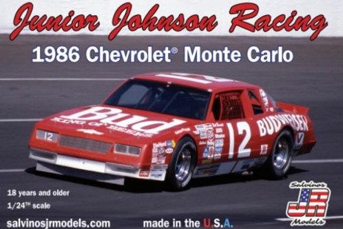 Salvinos Jr Neil Bonnet #12 Monte Carlo
