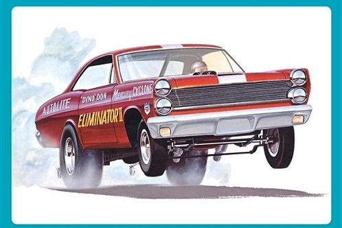 AMT Dyno Don Nicholson's Mercury Cyclone Funny Car