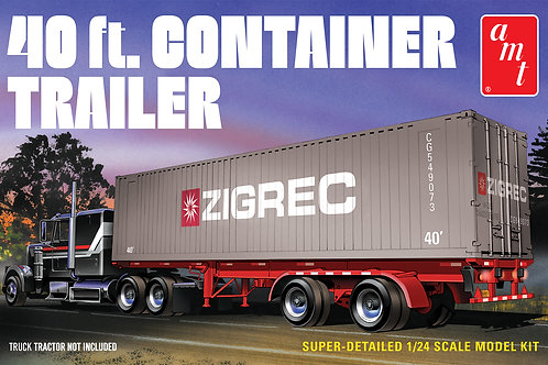 AMT 40' Container Trailer