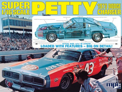 MPC 1/16 Richard Petty Dodge Charger