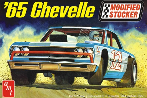 AMT 1965 Chevrolet Chevelle Modified Stocker