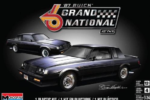 Revell 1987 Buick Grand National