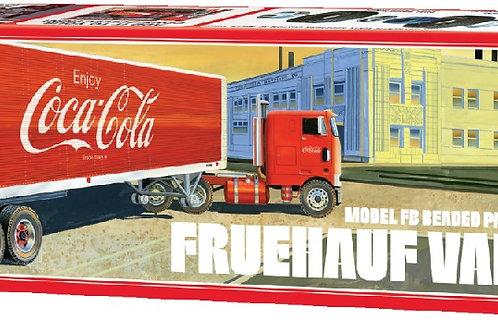 AMT Fruehauf Van Trailer (Coca-Cola Edition)
