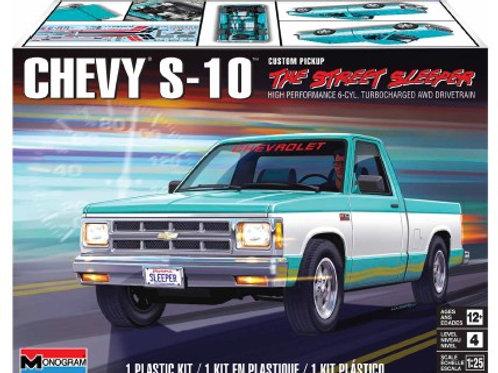 Monogram 1993 Chevrolet S-10 Pickup