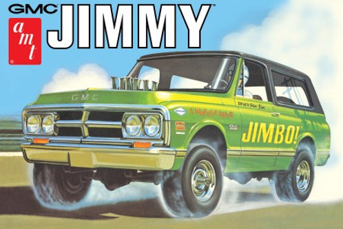 AMT 1972 GMC JImmy