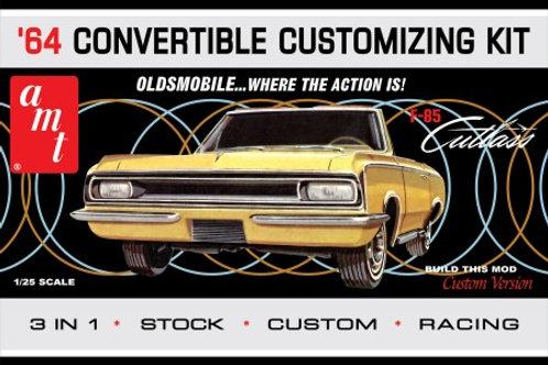 AMT 1964 Oldsmobile Cutlass Convertible