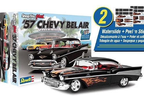 Revell 1957 Chevrolet Bel Air Snap Kit