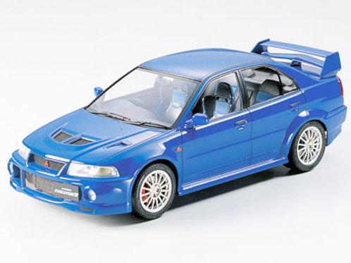 Tamiya Mitsubishi Lancer Evolution IV