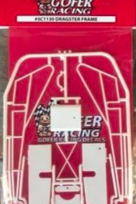 Gofer Racing scale Top Fuel Dragster Frame