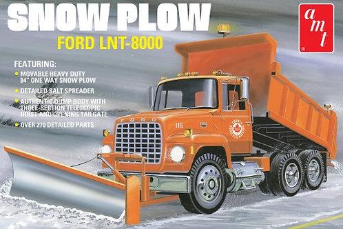 Ford LNT 8000 Dump Truck w/ Snow Plow