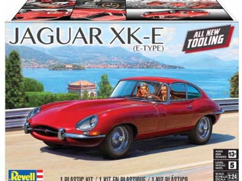 Revell Jaguar XK-E Coupe