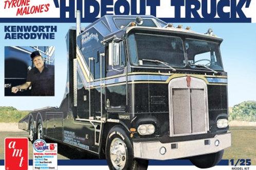 AMT Tyrone Malone's Hideout Kenworth Aerodyne Transporter