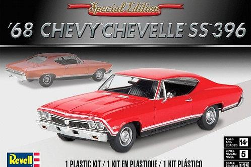 Revell '68 Chevrolet Chevelle SS 396