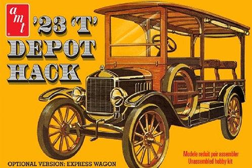 AMT 1923 Ford Model T Depot Hack (23T Depot Hack)