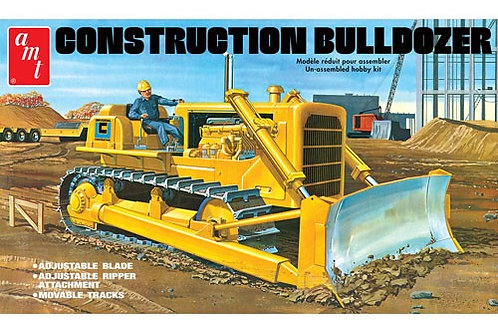 AMT Construction Bulldozer