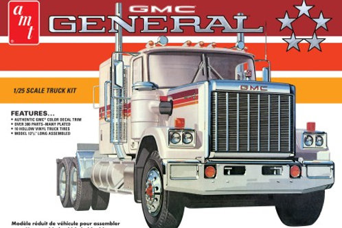 AMT GMC General Conventional Tractor