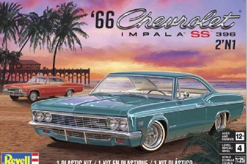 Revell 1966 Chevrolet Impala SS 396