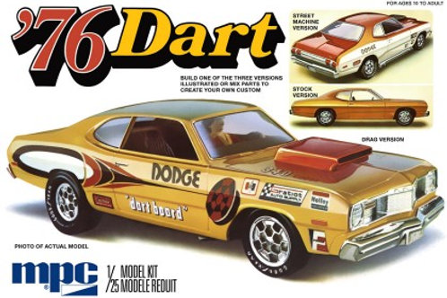 MPC 1976 Dodge Dart Sport