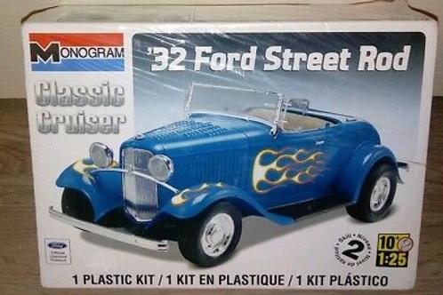 Monogram '32 Ford Street Rod