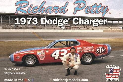 Salvinos Jr. Richard Petty 1973 Dodge Charger