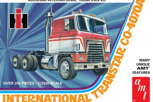 AMT International TranStar CO-4070A Tractor