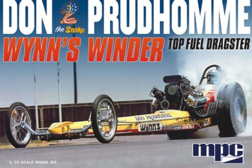 MPC Don Prudhome Wynn's Winder Top Fuel Dragster