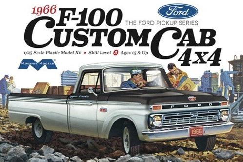 Mobius 1966 Ford F100 Custom Cab 4x4 Pickup