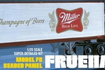 AMT Fruehauf Miller Beer Trailer