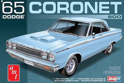AMT 1965 Dodge Coronet 500