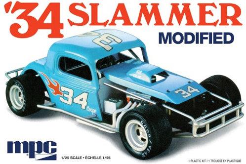 1934 Slammer Modified