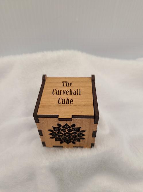 Curveball Cube