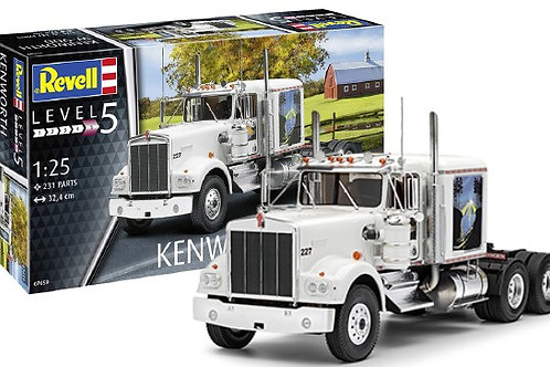 Revell Germany Kenworth W900 Conventional