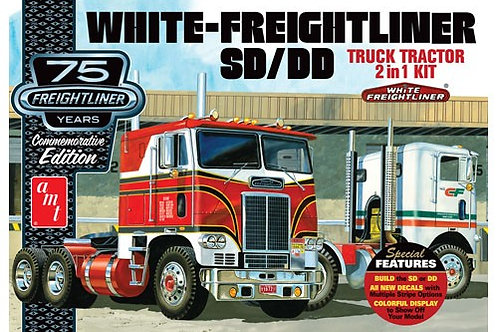 White-Freightliner SD/DD Cabover Tractor