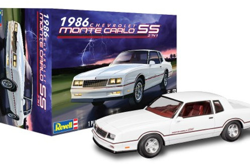 Revell 1986 Chevrolet Monte Carlo SS
