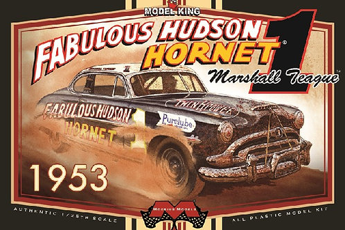 Moebius Marshall Teague's 1953 Hudson Hornet