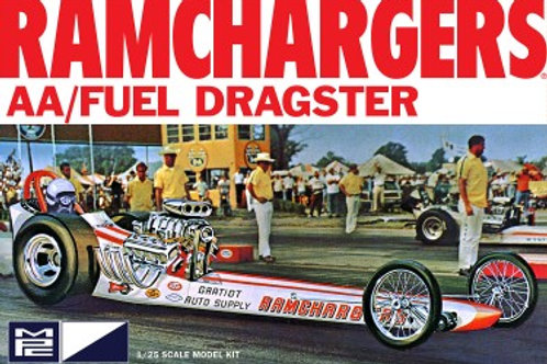 MPC Ramchargers Front Engine Dragster