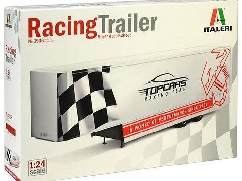 Italeri Racing Transport Trailer