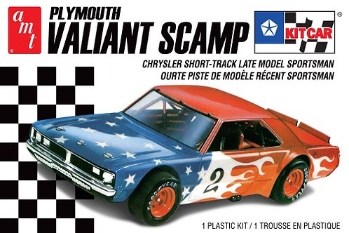 AMT Plymouth Valiant Scamp Kit Car