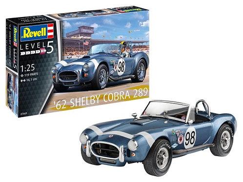 Revell Germany '62 Shelby Cobra 289