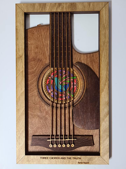 """Three Chords and The Truth """"Bird of Paradise"""""""